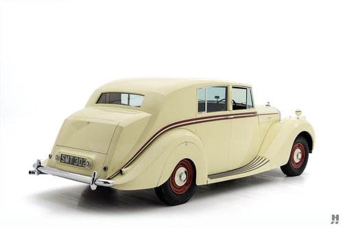 1947 BENTLEY MARK VI SALOON For Sale (picture 6 of 6)