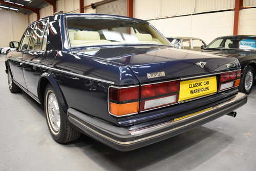 1990 40,000 miles, superb order throughout For Sale (picture 4 of 6)