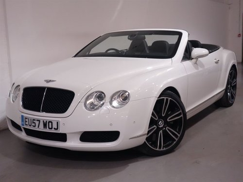 2007 BENTLEY GTC CONTINENTAL  For Sale (picture 1 of 6)