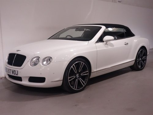 2007 BENTLEY GTC CONTINENTAL  For Sale (picture 2 of 6)