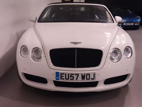 2007 BENTLEY GTC CONTINENTAL  For Sale (picture 3 of 6)