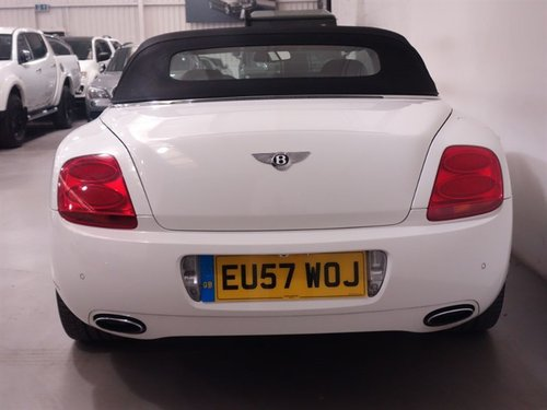 2007 BENTLEY GTC CONTINENTAL  For Sale (picture 4 of 6)