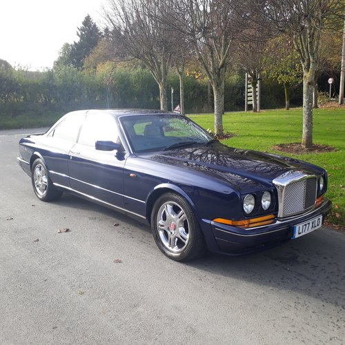1993 Bentley Continental R For Sale (picture 1 of 5)