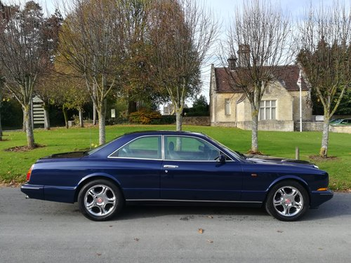 1993 Bentley Continental R For Sale (picture 2 of 5)