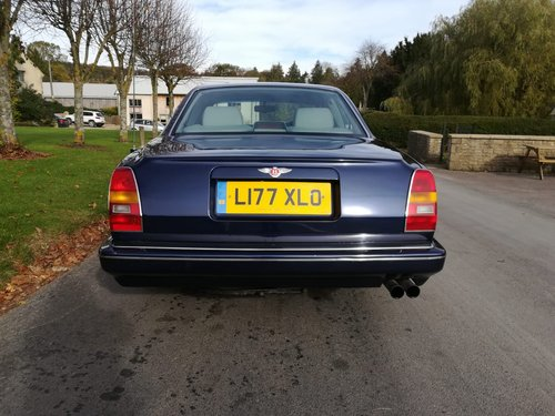 1993 Bentley Continental R For Sale (picture 3 of 5)
