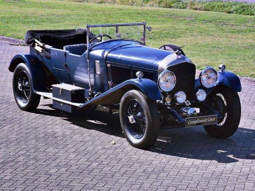 1926 Bentley 6.5 ltr Vanden Plas Open Tourer For Sale (picture 1 of 6)