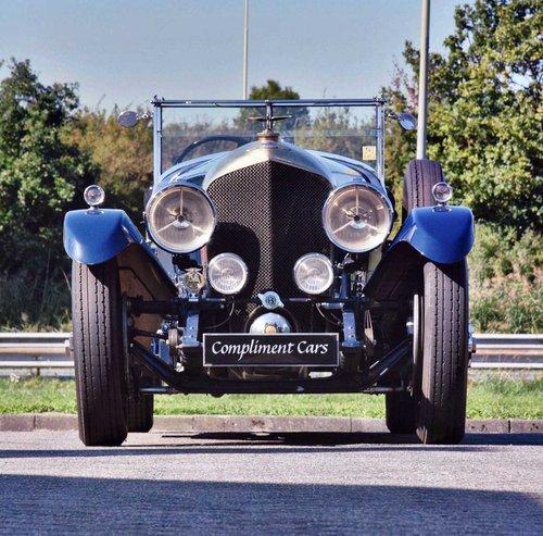 1926 Bentley 6.5 ltr Vanden Plas Open Tourer For Sale (picture 2 of 6)
