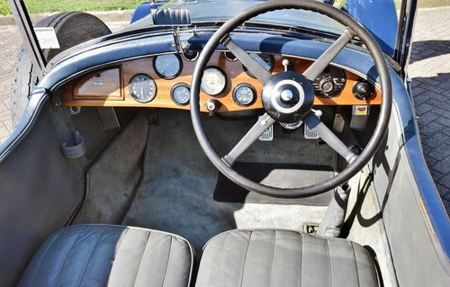 1926 Bentley 6.5 ltr Vanden Plas Open Tourer For Sale (picture 3 of 6)