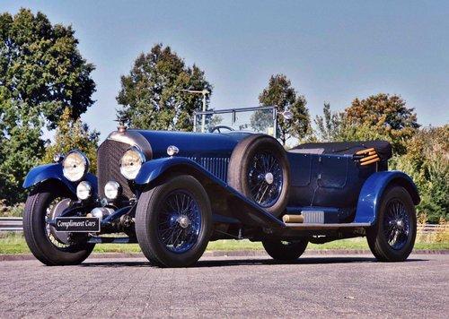 1926 Bentley 6.5 ltr Vanden Plas Open Tourer For Sale (picture 5 of 6)