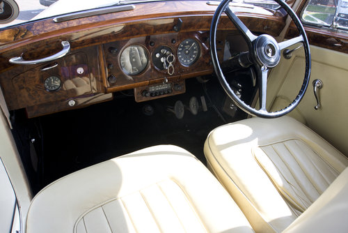 Bentley R Type 1952 SOLD (picture 6 of 6)