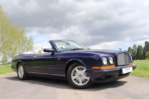 1996 BENTLEY AZURE For Sale (picture 1 of 4)