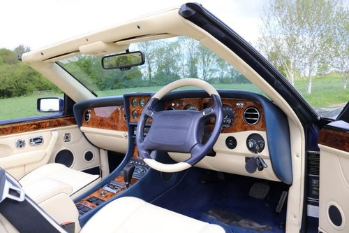 1996 BENTLEY AZURE For Sale (picture 2 of 4)