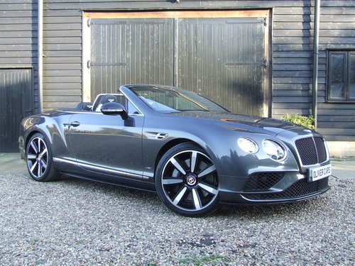 2017 Bentley Continental GT V8S Convertible With Mulliner + Naim  For Sale (picture 2 of 6)