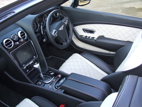 2017 Bentley Continental GT V8S Convertible With Mulliner + Naim  For Sale (picture 6 of 6)