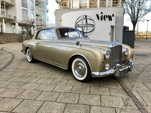 1956 Bentley S1 Continental Coupe by Park Ward For Sale (picture 1 of 6)