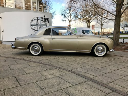 1956 Bentley S1 Continental Coupe by Park Ward For Sale (picture 3 of 6)