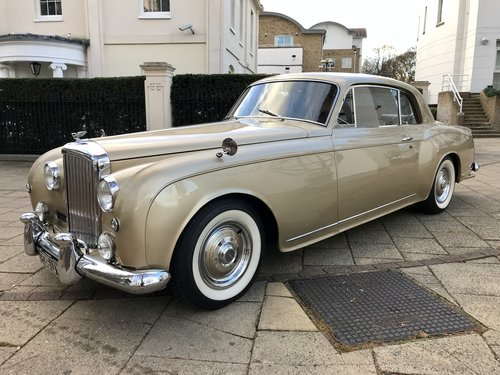 1956 Bentley S1 Continental Coupe by Park Ward For Sale (picture 4 of 6)