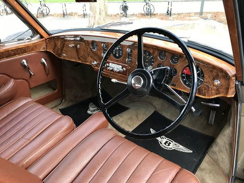 1956 Bentley S1 Continental Coupe by Park Ward For Sale (picture 5 of 6)