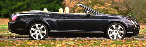 2007 Bentley Continental GTC SOLD (picture 2 of 6)