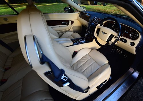 2007 Bentley Continental GTC SOLD (picture 4 of 6)