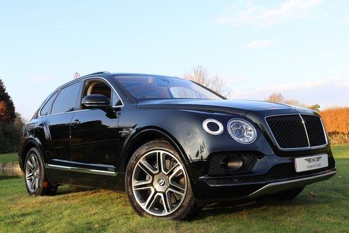 2018 Bentley Bentayga V8 D MULLINER For Sale (picture 1 of 6)
