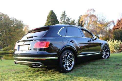 2018 Bentley Bentayga V8 D MULLINER For Sale (picture 3 of 6)