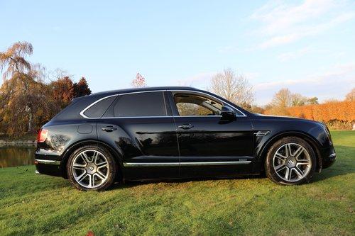 2018 Bentley Bentayga V8 D MULLINER For Sale (picture 6 of 6)