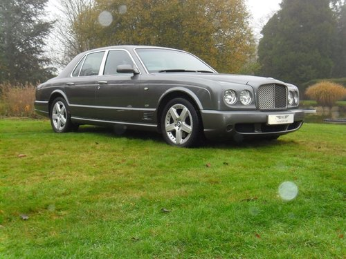 2005 BENTLEY  ARNAGE T MULLINER For Sale (picture 1 of 6)
