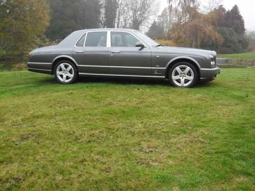2005 BENTLEY  ARNAGE T MULLINER For Sale (picture 3 of 6)
