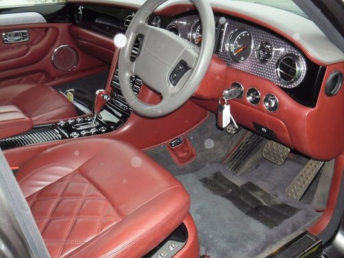2005 BENTLEY  ARNAGE T MULLINER For Sale (picture 4 of 6)
