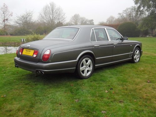 2005 BENTLEY  ARNAGE T MULLINER For Sale (picture 6 of 6)