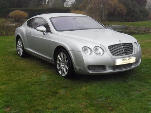 2004 BENTLEY CONTINENTAL GT For Sale (picture 1 of 6)