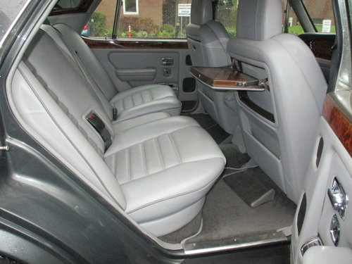 BENTLEY TURBO R 1990  ACTIVE RIDE   61,200 MILES ONLY For Sale (picture 3 of 12)