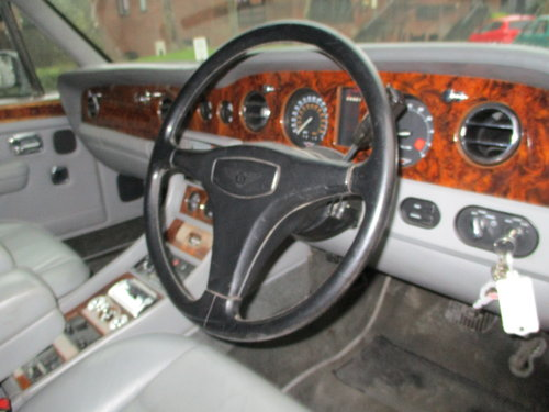 BENTLEY TURBO R 1990  ACTIVE RIDE   61,200 MILES ONLY For Sale (picture 4 of 12)