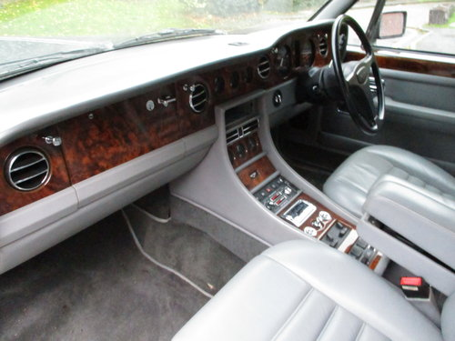 BENTLEY TURBO R 1990  ACTIVE RIDE   61,200 MILES ONLY For Sale (picture 5 of 12)