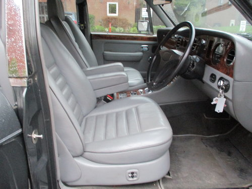 BENTLEY TURBO R 1990  ACTIVE RIDE   61,200 MILES ONLY For Sale (picture 6 of 12)