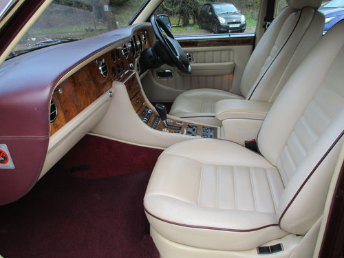 BENTLEY TURBO RT 1998 S REG 400BHP FINAL SERIES For Sale (picture 3 of 6)