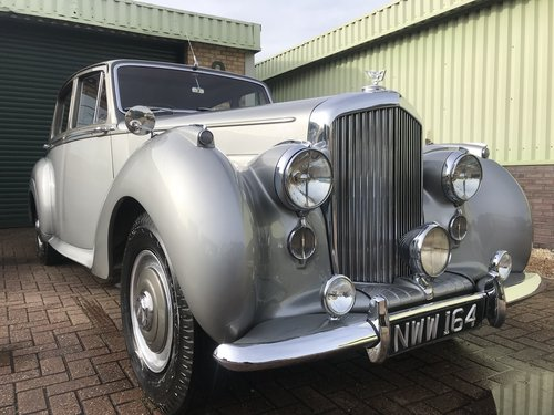 Bentley R Type 1954 SOLD (picture 4 of 6)