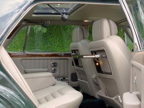 1994 Bentley Turbo RL - ex-Prince Charles For Sale (picture 2 of 6)