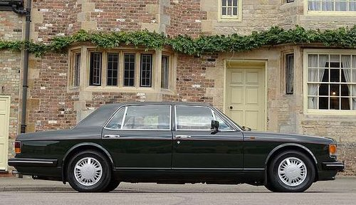1994 Bentley Turbo RL - ex-Prince Charles For Sale (picture 6 of 6)