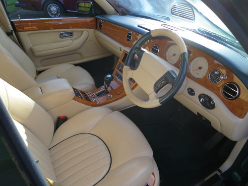 1999 Bentley Arnage Red Label SOLD (picture 4 of 6)