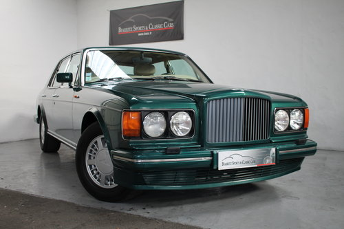1993 Bentley Brooklands (LHD) For Sale (picture 1 of 6)