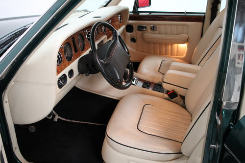 1993 Bentley Brooklands (LHD) For Sale (picture 4 of 6)