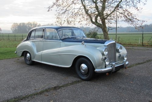 1950 Bentley MK VI  For Sale (picture 1 of 6)