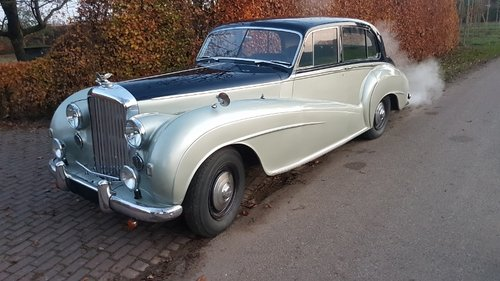 1950 Bentley MK VI  For Sale (picture 3 of 6)