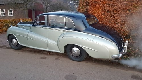 1950 Bentley MK VI  For Sale (picture 4 of 6)