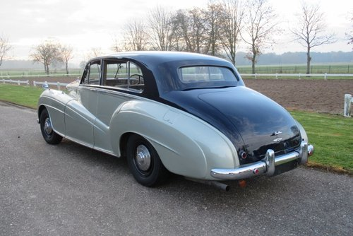 1950 Bentley MK VI  For Sale (picture 5 of 6)