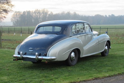 1950 Bentley MK VI  For Sale (picture 6 of 6)
