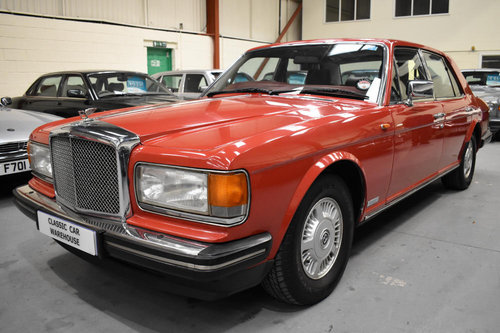 1988 2 owners from new, superb order For Sale (picture 3 of 6)