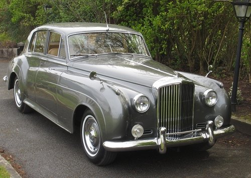 1958 Bentley S1 Standard Body For Sale (picture 1 of 6)